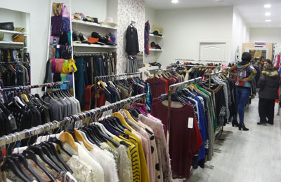 Exclusivos moda vitoria: la tienda de la calle gorbea