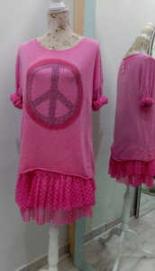 lencero: conjunto rosa