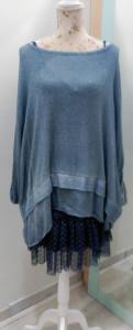 lencero: conjunto azul claro