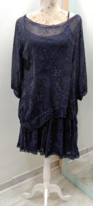 lencero: conjunto azul
