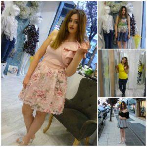 Colección de Exclusivos Moda 2017 vestidos y conjuntos