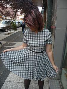 Moda Vestido Vitoria
