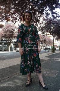 Vestido talla grande Vitoria