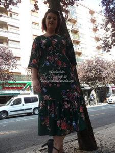 Vestido diferente moda vitoria
