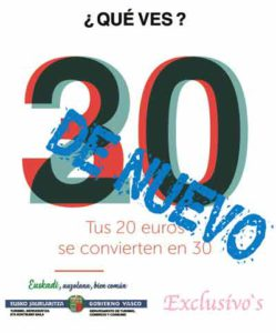 Descuento Bono denda+10