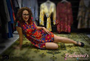 vestido colección primavera italiano vitoria