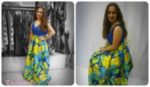 Boda en Vitoria: Vestido de gala