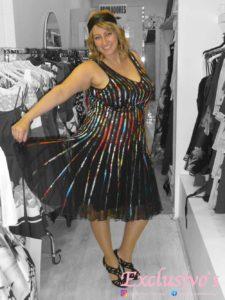 vestido talla 46 primavera 2019