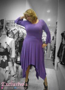 vestido de diario vitoria talla grande