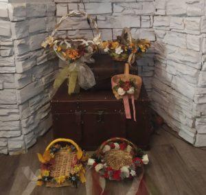 cesta de boda evento vitoria