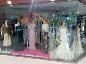 Vitoria vestidos novia fiesta