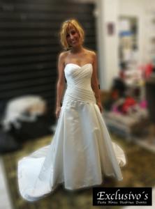 vestido de novia vitoria lowcost
