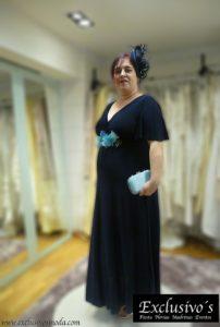 Vestido de talla grande para bodas / evento en Vitoria