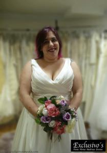 vestido novia tallas grandes vitoria