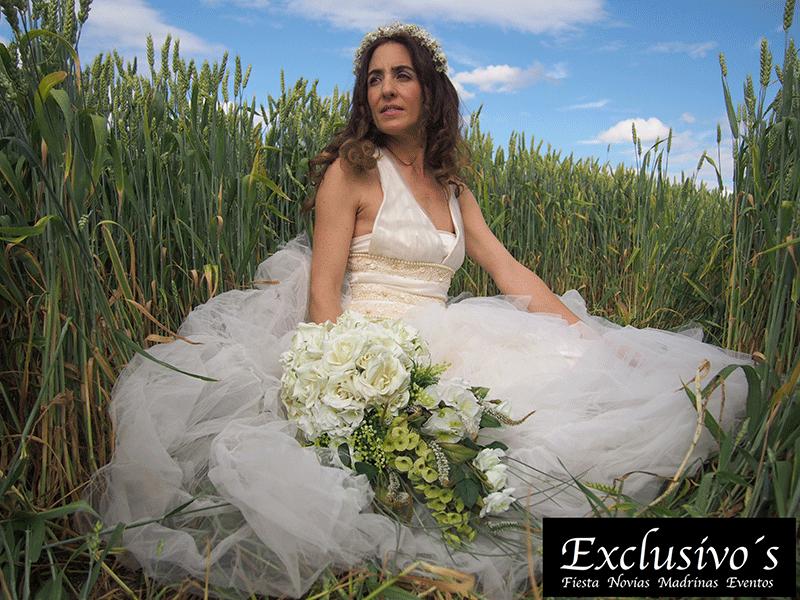 Vestido de novia express