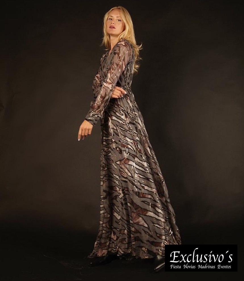 vestido largo para mujeres de Vitoria