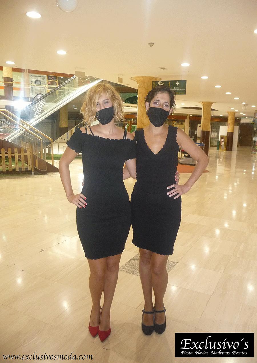 Vestidos negros elegantes Vitoria-Gasteiz